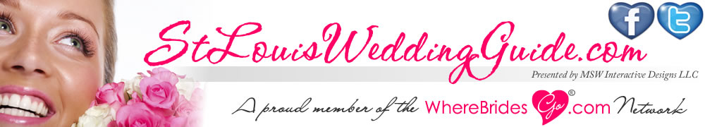 St. Louis Weddings and Receptions by StLouisWeddingGuide.com : Where Brides Go!