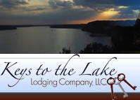 Keys to the Lake: Honeymoon and Vacation Rentals